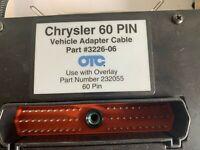 OTC 518527 GM Chrysler Inline Adapter