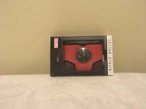 Marvel Deadpool Bifold Wallet
