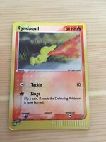Pokemon card Cyndaquil - 59/100 - Common Reverse Holo Ex Sandstorm Reverse Holo