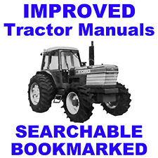 ford 1500 tractor service operator manual 2 manuals improved download