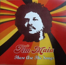 TIM MAIA THESE ARE THE SONGS CULTURA RACIONAL RECORDS VINYLE NEUF NEW VINYL 2 LP