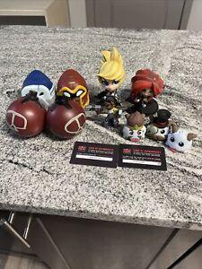 League Of Legends Collectibles Lot Authentic