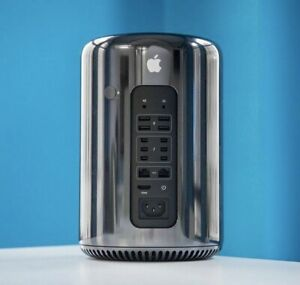  Mac Pro 2013 Upgrade Service To Dual D700 6GB Graphics / 12 Core CPU