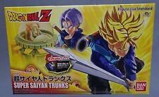 Figure-rise Standard  Dragon Ball Z Super Saiyan Trunks Model Kit Bandai Japan *