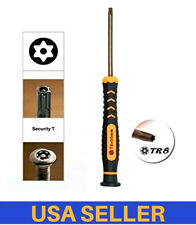 T8H Torx Screwdriver,TR8 Torx Security Screwdriver For Macbook,HDD,PS3,PS USA