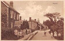 Herefordshire - WIGMORE,  Village Scene