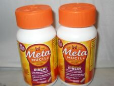 Metamucil 3 in 1 multihealth fibra 100 TAPPI ogni (2pk) 2021 EXP