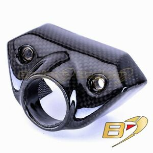 1995-2007 Ducati Monster Carbon Fiber Front Tank Key Guard Panel Cover Fairing