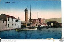 ts 069 1918 TRIESTE - Faro (Lanterna) - viaggiata -  FPl