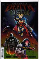 DARK NIGHTS: DEATH METAL #1 (Enhanced Foil Variant) COMIC BOOK ~ DC Comics