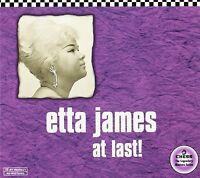 """ETTA JAMES """"AT LAST!"""" CD NEU"""