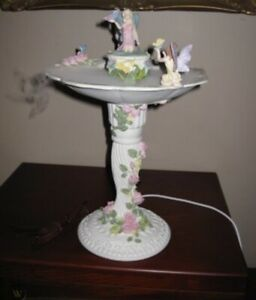 RARE 2003 AVON'S ENCHANTED FAIRY MISTING BOWL, Gift Collection, NEW IN BOX