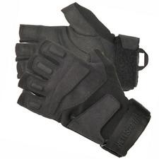 Blackhawk HellStorm SOLAG Half Finger Assault Gloves Large 8068LGBK