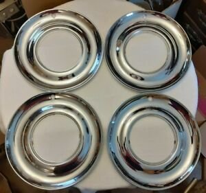 Vintage 1940's Chevy Ford Mercury Hudson Studebaker Plymouth Desoto Beauty Rings