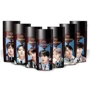 BTS BangTan Boys Cold Brew Americano Coffee Bottled Drinks,KOREA YAKULT,ukseller