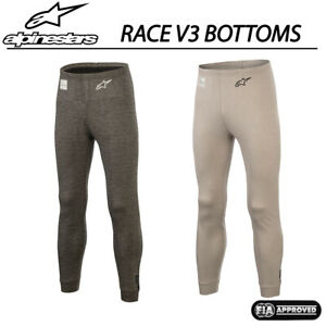 4754120 Alpinestars 2020 RACE V3 Fireproof Underwear Long Johns Pants Bottoms