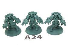 Warhammer Space Marines Dark Angels Aggressors - A24