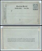 ca 1890 AUSTRIA Postal (Letter) Card - Blue 10 H4