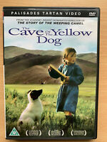 The Cave Of The Yellow Dog DVD Mongolian Family Film Classic