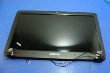 """Samsung NP-RV510-A05US 15.6"""" Genuine Glossy LED LCD Screen Complete Assembly"""