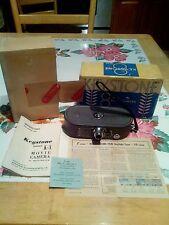 Keystone K-8 8mm Movie Camera, Made in Boston, USA