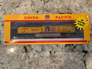 Athearn/ Union Pacific Council Bluffs Service Unit 2007-2008 Safety Award