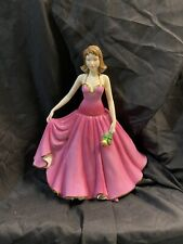 Royal Doulton Figurine Pretty Ladies Especially For You Breast Cancer Care