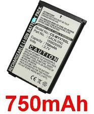 Batería 750mAh tipo 188075014 188626999 SA2-SN1 SALN-SN2 Para SAGEM MYX6-2