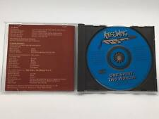 Knifewing One Spirit Two Worlds CD - Like New