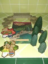 Heroscape Road To The Forgotten Forest and shaolin monks