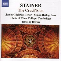 Simon Bailey - Stainer - The Crucifixion [CD]