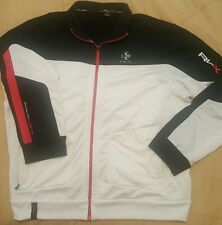 Ralph Lauren RLX full zip mens jacket size XXL