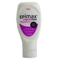 Epimax Cream 500g (Epaderm) for Eczema, Psoriasis Body, Shower, Soap - SLS Free