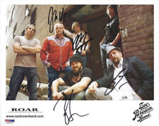 ZAC BROWN BAND SIGNED PHOTO 8X10 RP AUTOGRAPHED ALL MEMBERS WELCOME HOME