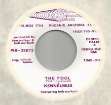 """KENNELMUS """"The Fool"""" b/w """"Bumble Bee"""" PIR32872 Folk/Psych/Fuzzy/Garage/Acid M-"""