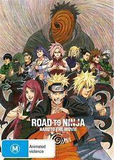 Naruto the Movie: Road to Ninja - Minato Namikaze NEW B Region Blu Ray