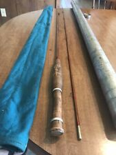Vintage (1960's) hand made bamboo fly rod, Orvis blank