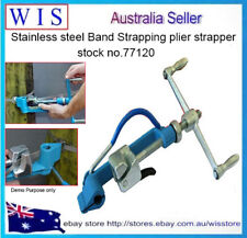 Stainless Steel Band Strapping Plier Strapper,Wrapper/packer,Manual Binding Tool