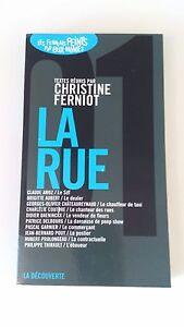 La Rue - Anthologie de Christine Ferniot - La découverte