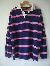 """New listing Mens RALPH LAUREN Classic Fit Rugby Style Shirt Size M (42"""" Chest)"""