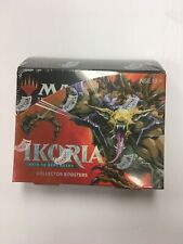 Brand new Magic The Gathering MTG Ikoria Collector's Booster Box factory Sealed