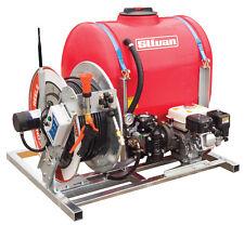 Silvan 300 Litre Skid Sprayer with Reel Tuff Remote Control Reel