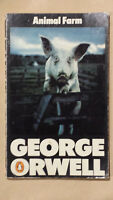Animal farm. George Orwell - Penguine books 1975