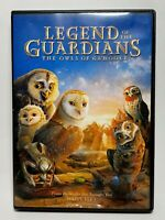 Legend of the Guardians DVD: The Owls of Ga'hoole Used - Very Good!