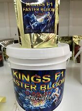 NEW  5lbs Kings Faster Bloom F1 0-55-35  Fastest flower in 3-5 days