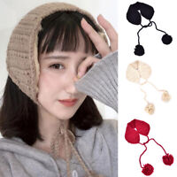 New Korean Style Women Girls Ear Muffs Winter Ear Warmers Knitted Earwarmer np
