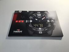 Catalogue Catálogo TISSOT Innovators by Tradition 2015 - English - Watches