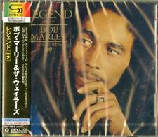 Bob Marley & il Wailers-Legend + 2-JAPAN Shm-Cd Bonus Pista E50