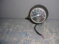 Harley Davidson Shovelhead Ironhead Cable Drive Speedometer 16600 Miles 5027