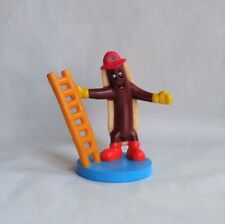 A&W Root Beer Hot Dog PVC Figurine loose 2004